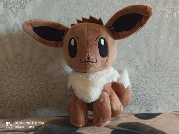 Покемон Иви Pokemon Мягкая игрушка