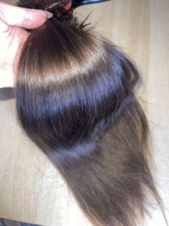 Волосы.Словянка 90 грамм 50 см