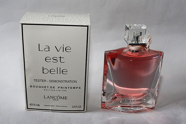 Perfumy Lancome La vie est belle Bouquet de printemps 75ml