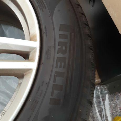 Jantes mercedes benz 18 com pneus