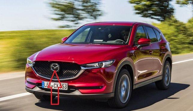 Mazda Мазда CX-5 2016 2017 2018 2019 2020 Под радар дистроник эмблема