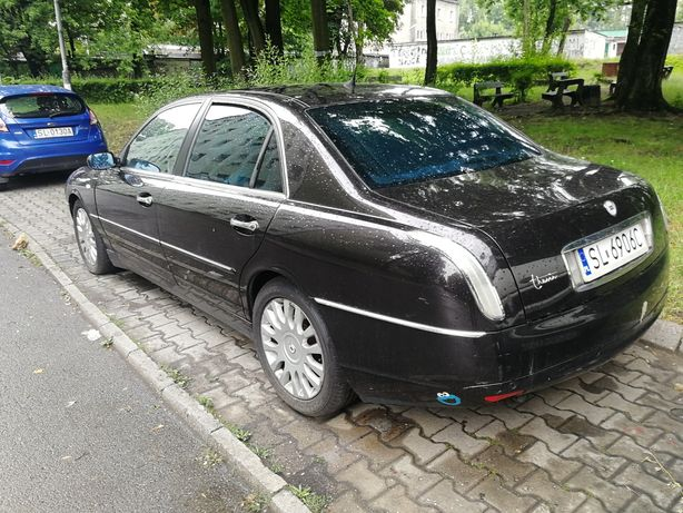 Lancia Thesis 2002 JTD 2,4