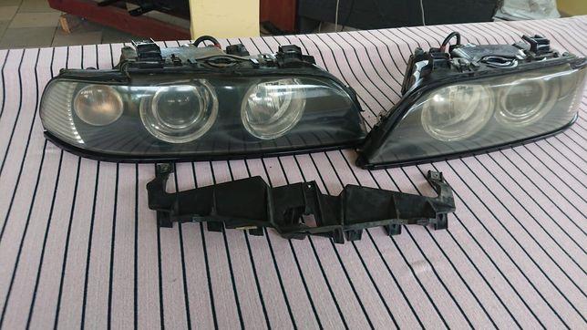 Lampa Lampy komplet BMW seria 5 e39 polift xenon