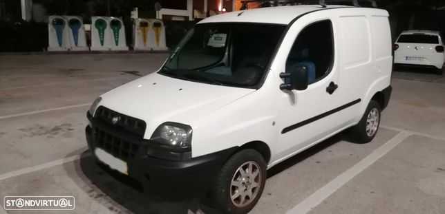 Fiat doblo 1.9D