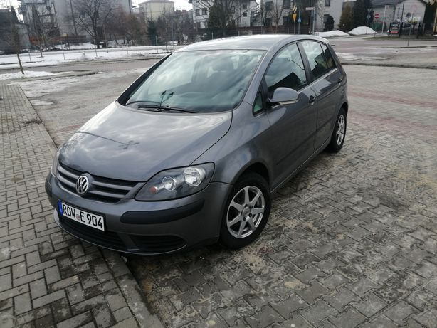 VW GOLF V PLUS 1.4B z Niemiec 2005r Klimatyzacja Opłacony
