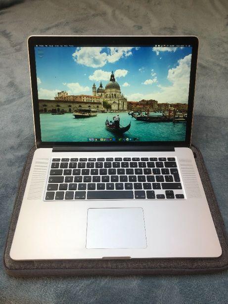Macbook Pro 15 2015 i7/16gb/250SSD/102cykli BATERIA!!!