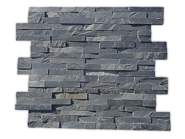 Kamień Dekoracyjny Castel 15x60x1,5cm Naturalny Kamień Elewacyjny