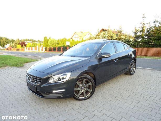 Volvo S60 2.0 D3_150 KM_Xenon_Skóra_Szyberdach_Grz Fotele_Alu...