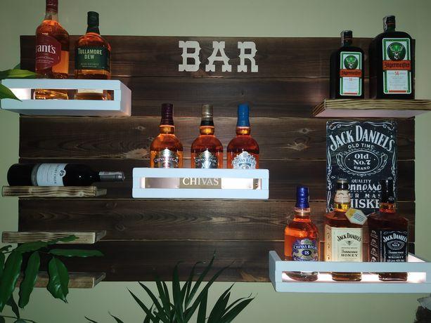 Bar Barek na alkohol led