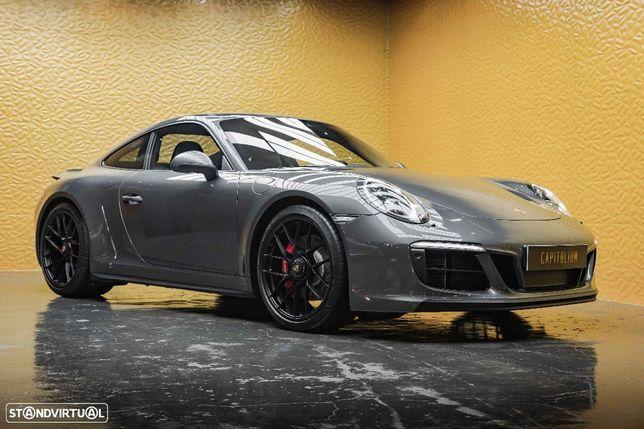Porsche 911 Carrera GTS PDK