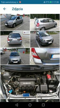Honda jazz  1.2 ben 2005rok 99tys km bezwypadkowy