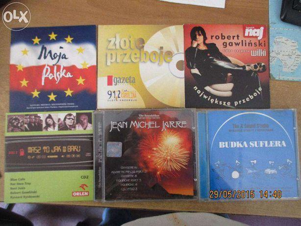 Muzyka 6 płyt