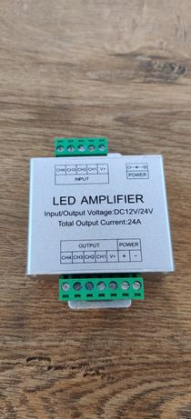 RGBW LED amplifier / LED усилитель 24A