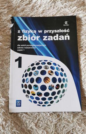 Zbiór zadań - Z fizyka w przyszłość cz. 1