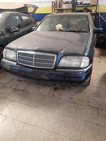 Mercedes c180 gasolina para peças