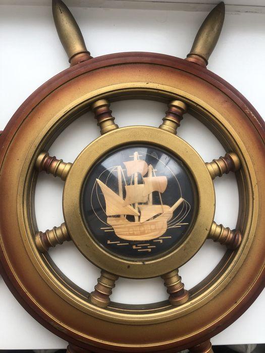 Декор на стіну, Руль, капитанский руль, для вечірок, квестів Киев - изображение 1