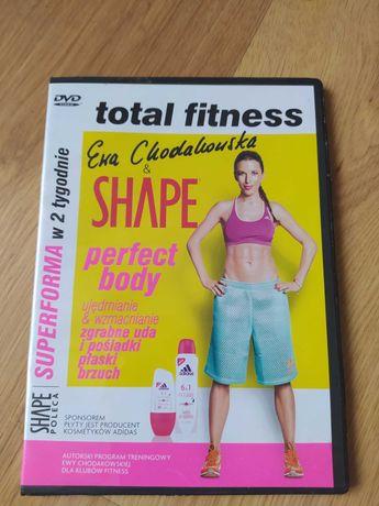 Ewa chodakowska & shape. Perfect body