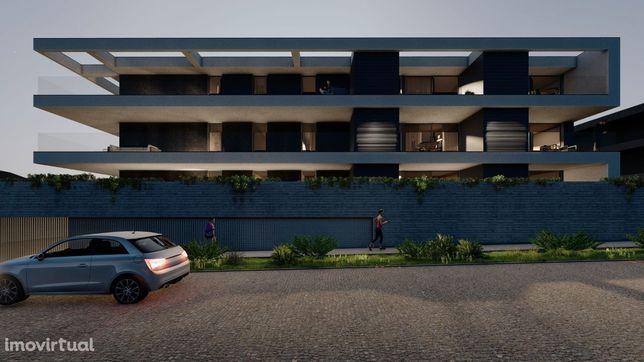 Apartamento T1 Novo, no Edifício Gold em Amares
