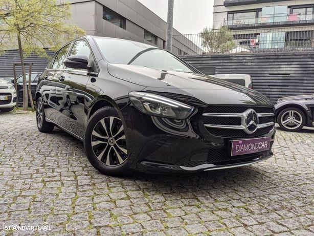 Mercedes-Benz B 180 CDI Progressive Aut. Diamond Black