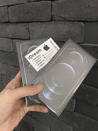 Apple iPhone 12 Pro 256 gb Silver (Гарантия, магазин, обмен, наличие)