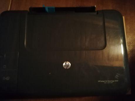 Urządzenie wielofunkcyjne HP DJ 2060 - drukarka+skaner