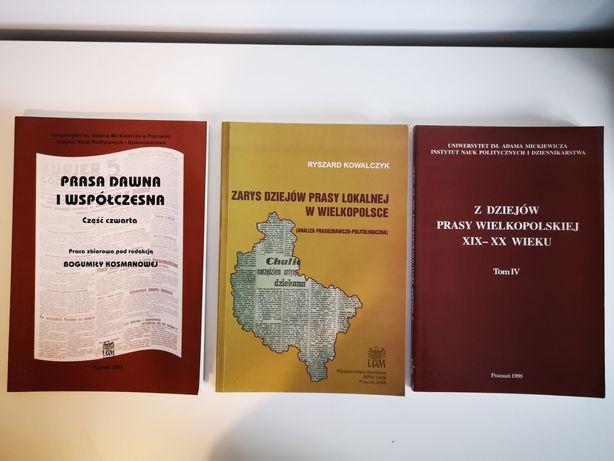 UAM, Instytut Nauk Politycznych i Dziennikarstwa, prasa wielkopolska