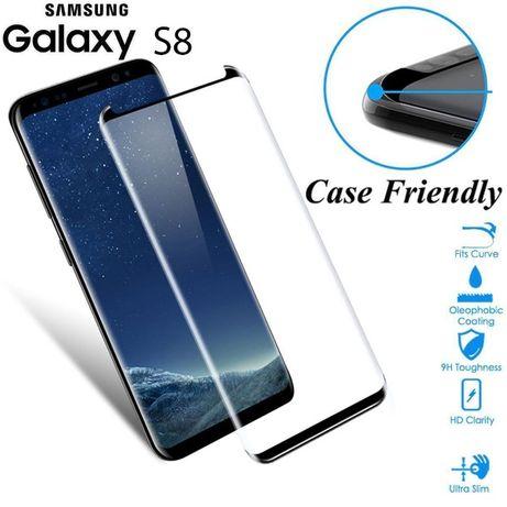 Protetor de Ecrâ de vidro para Samsung S8