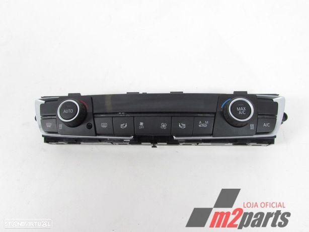 Painel Ar Condicionado automático Seminovo/ Original BMW/1 (F20)/125 d | 08.11 -...