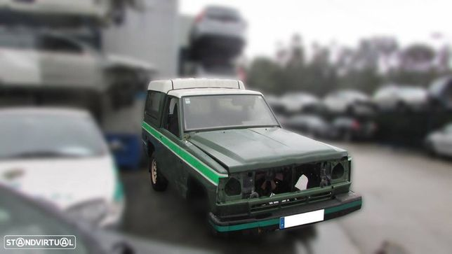 Nissan Patrol 2.8D 1992 - Peças Usadas
