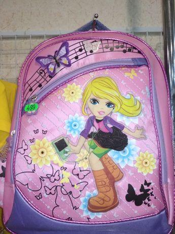 Распродажа! Рюкзак школьный для девочки