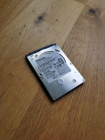 """Dysk twardy 2,5"""" HDD Toshiba 500GB"""