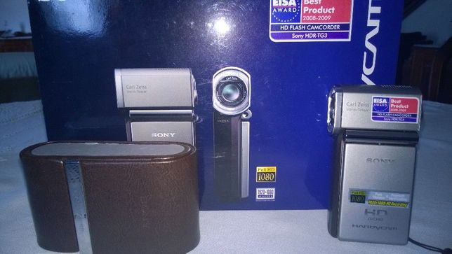 Camera de filmar Sony HandyCam HD