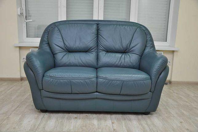 Кожаный диван! Из Германии! ДОСТАВКА! бу