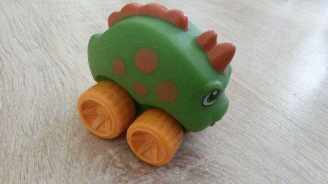 Dinozaur autko stan bardzo dobry