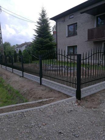 Ogrodzenia montaż bram i ogrodzeń rozbiórki