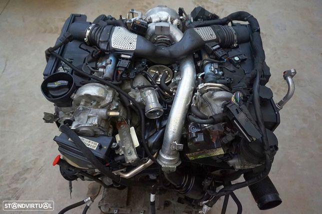 Motor MERCEDES CL. R 3.0L 211 CV - 642950 642.950