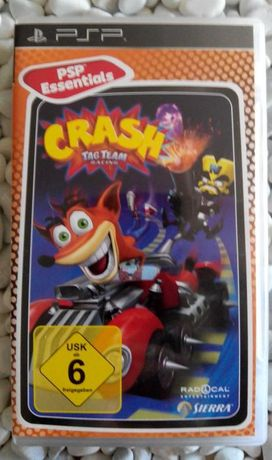 PSP - Crash