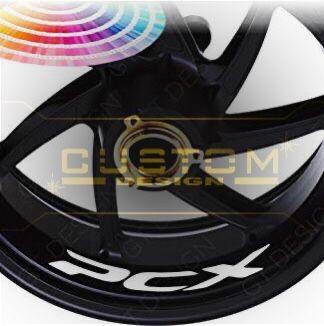 Autocolantes Nmax Tmax Honda KTM pcx