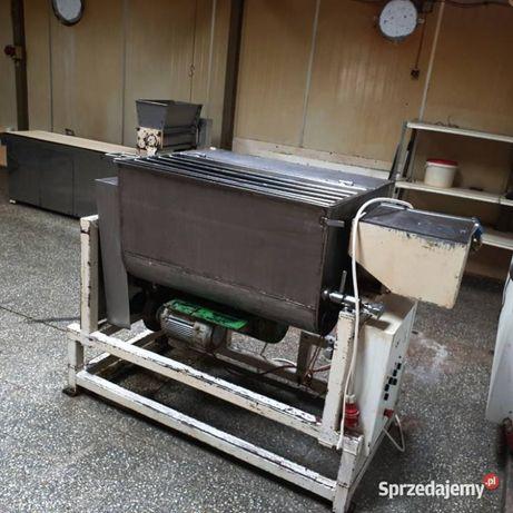 Maszyna do wyrabiania ciasta mieszadło mieszalnik mieszarka