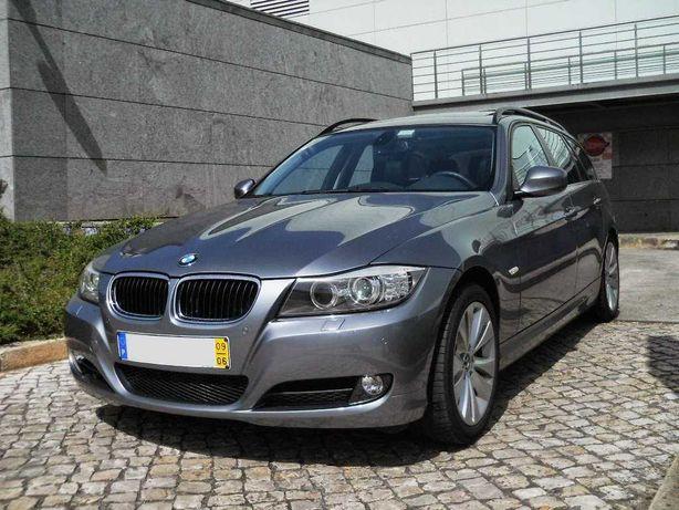 BMW 320d Touring Navigation E91