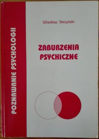 Zaburzenia psychiczne, Psychologia społeczna - W. Skrzyński 2 książki