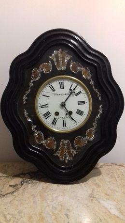 zegar wiszący XIX wiek Francja