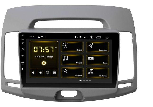 Штатная магнитола Hyundai Elantra 2006-2010 г.