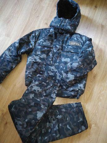 Мужской костюм охрана
