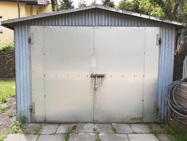 Garaż 5m x 3m solidny