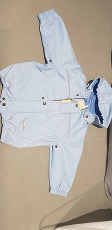 Деми куртка LENNE 92р. Ветровка для мальчика ленне