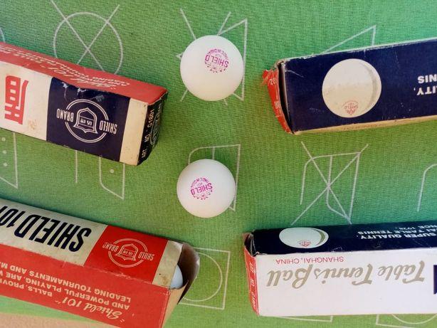 Bolas Ténis de Mesa Vintage