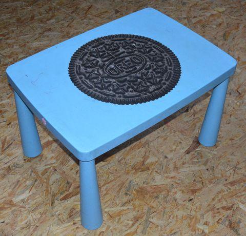 Stolik dla dzieci z serii Mamut - Ikea