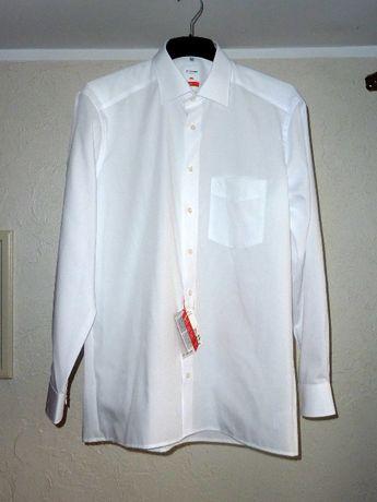 Nowa koszula biznesowa OLYMP Luxor Modern Fit 100% bawełna 42/XL/XXL