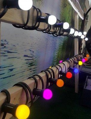 Łańcuch Świetlny Lampki LED 10 metrów Wodoodporny